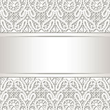 Lace pattern Stock Photo