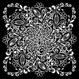 Lace pattern Royalty Free Stock Photos