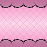 Lace pattern background Royalty Free Stock Photography
