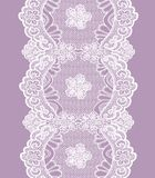 Lace pattern Royalty Free Stock Photo