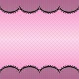 Lace pattern background Royalty Free Stock Photo