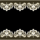 Lace pattern Stock Image