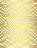 Lace Pattern On Gold Background Royalty Free Stock Photo