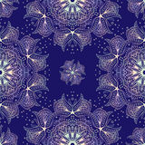 Lace pattern. Lace ornament, seamless pattern, vector image Royalty Free Stock Photography