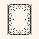 Lace pattern theme elements vector,eps Royalty Free Stock Images