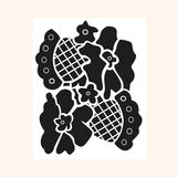 Lace pattern theme elements vector,eps Stock Photography