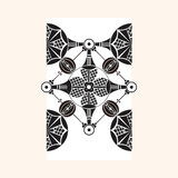Lace pattern theme elements vector,eps Royalty Free Stock Photography