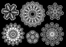 Lace Pattern, Vector Royalty Free Stock Image