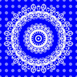 Lace pattern Stock Photos