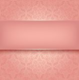 Lace pink Stock Photography