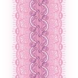 Lace ribbon Stock Photography