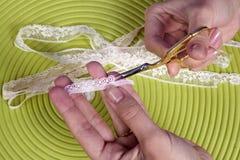 lace rozbioru Zdjęcie Royalty Free