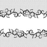 Lace. seamless background Royalty Free Stock Photos