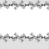 Lace. seamless background Royalty Free Stock Photography