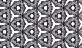 Lace Seamless Bitmap Background Pattern - Texture Tile Stock Photo