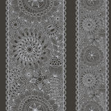 Lace seamless pattern Royalty Free Stock Images