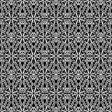 Lace seamless pattern Stock Photo