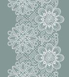 Lace Seamless Pattern Stock Photography