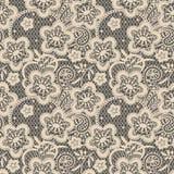 Lace Seamless Pattern. Stock Photo