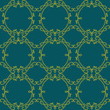 Lace seamless pattern. Elegant vintage Vector background. Decora Royalty Free Stock Photography