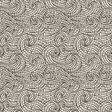 Lace seamless pattern Stock Image
