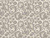 Lace Seamless Pattern. Royalty Free Stock Photo