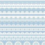 Lace seamless pattern Stock Photo