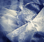 Lace underwear background Royalty Free Stock Image
