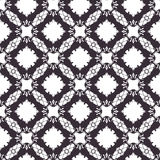 Lace vector seamless pattern, tiling Stock Image