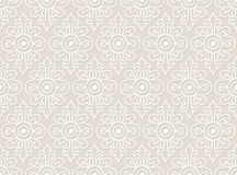 Lace Vector Seamless Pattern, Tiling Royalty Free Stock Image
