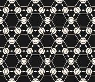 Lace vector texture, subtle seamless pattern, geometric texture Stock Image