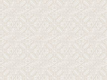 Lace vintage floral vector seamless pattern Stock Photo