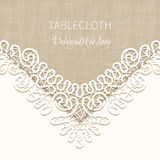Lace Vologodskie Royalty Free Stock Photo