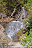 Lace Waterfall - Natural Bridge State Park, Virginia, USA Royalty Free Stock Images