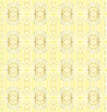 Laced seamless pattern Stock Image