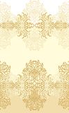 Set of laced seamless   border decoration Stock Images