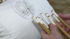 Lacemakers make lace.