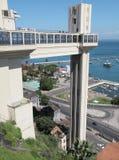 Lacerda elevator in Salvador da Bahia. Brazil Royalty Free Stock Photo