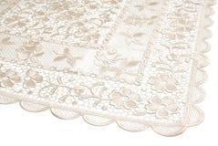 Lacets floraux | D'isolement Photo stock
