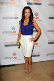 Lacey Chabert arriving at StepUp Women's Network Inspiration Awards Stock Photography