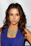Lacey Chabert arriving at StepUp Women's Network Inspiration Awards Royalty Free Stock Image