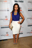 Lacey Chabert arriving at StepUp Women's Network Inspiration Awards Royalty Free Stock Photos