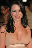 Lacey Chabert. At the Inaugural GRAMMY Jam Event Featuring Earth, Wind & Fire at the Wiltern LG Theater, Los Angeles, CA. 12-11-04 Stock Photo