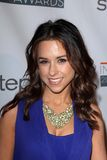 Lacey Chabert at the Step Up Women Network 9th Annual Inspiration Awards, Beverly Hilton Hotel, Beverly Hills, CA 06-08-12 Royalty Free Stock Image