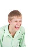 Lachen Stockfotografie