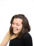 Lachende Frau Stockbilder