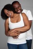 Lachende Paare Lizenzfreies Stockbild