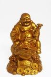 Lachender Buddha Lizenzfreies Stockfoto