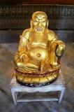 Lachender Buddha Stockfotos