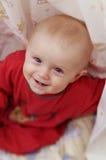 Lachender Junge stockbild